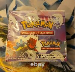 Display Scellé de 30 booster Pokémon Appel Des Legendes français Neuf