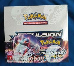 Display box Impulsion XY8 Turbo Pokémon scellé VF
