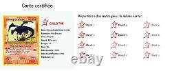 Dracaufeu Brillant 107/105 Francaise Neuve UNIQUE PCA10+ au monde