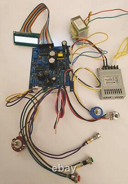 Duokit 2 New Digital All Vacuum Tubes Tester Kit Lampemetre Digital Complet
