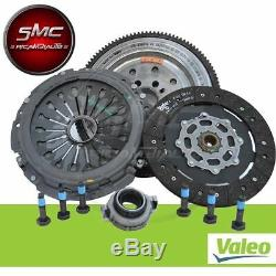 Embrayage + Volant Moteur Valeo Alfa Romeo 156 (932) 2.4 Jtd 836016 + 828063