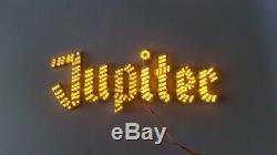 Enseigne lumineuse pour Jupiter Faller 140470 H0 Kirmes beleuchtung