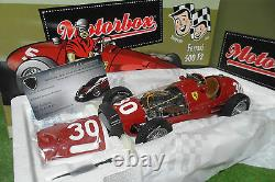 F1 FERRARI 500 F2 Short nose 1952 Winner GP Suisse # 30 Taruffi 1/18 EXOTO 97195