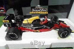 F1 FERRARI 641 / 2 #1 GP France 1990 Alain Prost 100th Victoire 1/18 EXOTO 97104