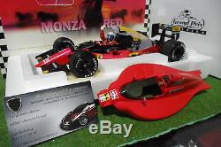 F1 FERRARI 641/2 France 1990 Alain Prost 100th Victoire Standox 1/18 EXOTO 97105