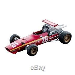 Ferrari 312 F1/68 #26 GP France 1968 1/18 TM18-132A TECNOMODEL