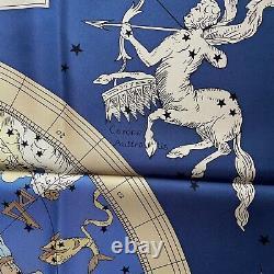 Foulard Carré / Hermes Scarf / HEMISPHAERIUM COELI BOREALE