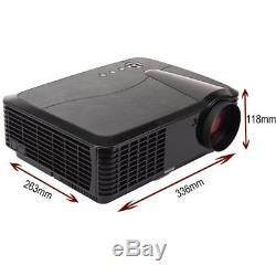 France 1080P Full HD 4500 Lumens Home cinéma sans fil HDMI HDMI LED Projecteur