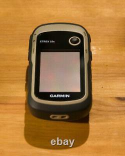GPS Randonnee GARMIN ETREX 32X avec carte IGN TOPO France V4 PRO