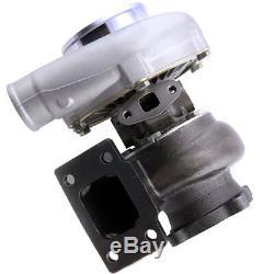 GT3076 GT3037 turbo turbocompresseur pour Audi VW Opel T3 bride A/R. 60