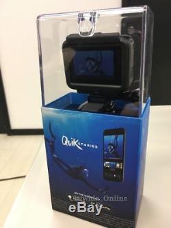 GoPro HERO 6 Noir Black 4K Capture vidéo Caméra d'action France