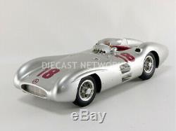 Gp Replicas 1/12 Mercedes-benz W196 R Gp De France 1954 Gp12-07a