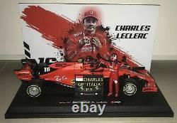 Grand Prix De Monza 2019 1/18 Ferrari SF90 90 Years Formula 1 16 Charles Leclerc