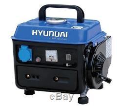 HYUNDAI Groupe électrogène 2 TEMPS 720w HG800 FRANCE LIVRE SOUS 48/72H