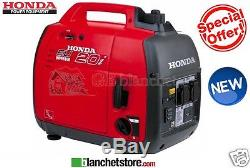 Honda EU 20I Generateur inverter New Model Prix livree en France avec facture