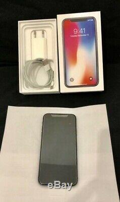 IPhone X 64GB / Neuf / Space Gray (débloqué), 3 go de ram écran 5,8