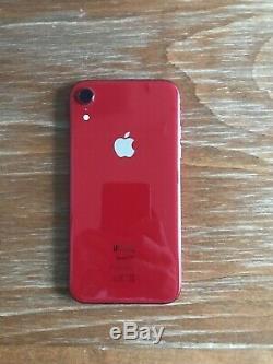 IPhone XR Rouge Comme Neuf Blacklisté En France