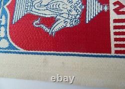 Insigne Indochine tissu Commando Troupes du LAOS Lao ORIGINAL 1945-1950 France