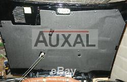 Isolant capot moteur Renault R5 front bonnet insulation Renault 5 alpine