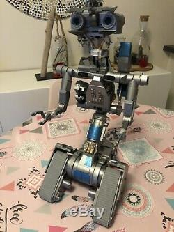 Johnny 5 robot toy replica (short circuit2)