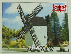 Jouef MOULIN A VENT Maquette kit Neuf à monter HO 1/87