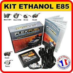 KIT ETHANOL E85 6 Cyl. PEUGEOT, CITROEN, RENAULT, AUDI, BMW, FORD. ET AUTRES