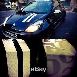 Kit Bandes Gordini Clio 3 RS /GT