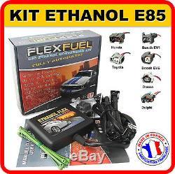 Kit Kit De Conversion Ethanol E85 4 Cyl, Kit Bioethanol E85 (made In France)