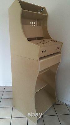Kit Socle xxl / Piedestal pour kit bartop borne arcade xxl (MADE IN FRANCE)