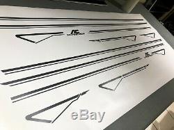 Kit striping stickers BMW AC Schnitzer