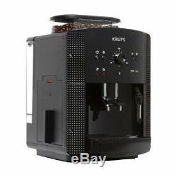 Krups Machine à Café Avec Broyeur Expresso Automatique Cappuccino 1450 W NOIR