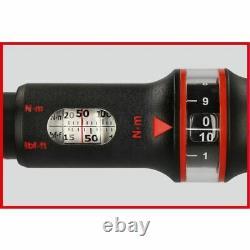 Ks Tools 1/2 Clé Dynamométrique à Cliquet, 40-200Nm 516,1442