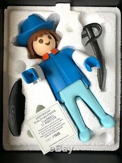 Le Nordiste N°669/1500 ex Rare Playmobil Géant 24cm Leblon-Delienne 2012