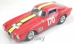 MG MODEL Ferrari 250 GT LWB Tour de France 1957 N°170 Gendebien Bianchi 1/18