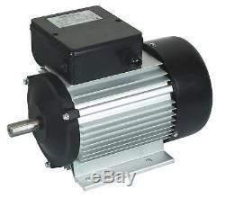 MOTEUR ELECTRIQUE 3 CV / 2800tr/min MONOPHASE 220VOLTS M3M28