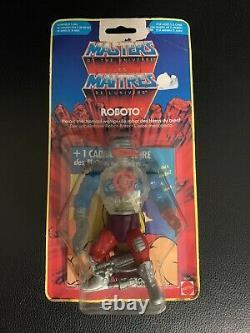 MOTU Roboto 1983 Maîtres De LUnivers