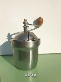 MOULIN A CAFE PEUGEOT FRERES GI restauré rare g1 grinder Coffee KAFFEEMÜHLE top