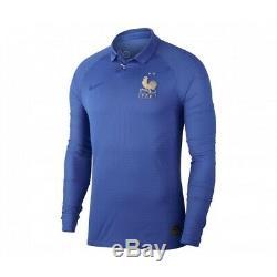 Maillot FFF Équipe France Centenaire Nike 2 Étoiles 100 Ans Match Vapor MEDIUM