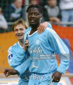 Maillot Olympique de Marseille 2003 Porté SYTCHEV