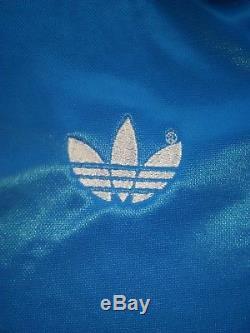 Maillot vintage équipe de France Adidas 1980 neuf