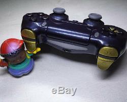 Manette PS4 Custom à l'aérographe! Dualshock 4 Sixaxis France
