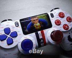 Manette PS4 sony équipe de france Mbappé