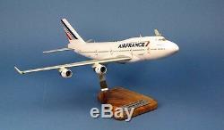 Maquette AIR FRANCE BOEING 747-400 F-GITD au 1/144