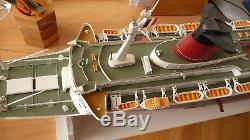 Maquette statique paquebot france
