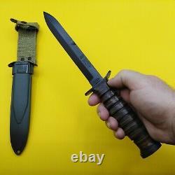 Maserin Couteau Fixe Armee Francaise Regiment Etranger Parachutiste 2eme R. E. P