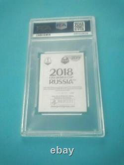 Mbappe Panini PSA 8 Gold coupe du monde Swiss Edition World Cup 2018 Russia