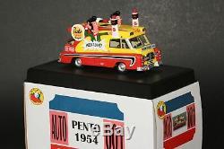 Miniature Renault 2,5T Pento 1/43 carr. Arnault caravane du Tour de France 1954