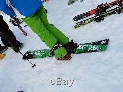 Monoski carving race 185 snowfoil piste 3.3kg neuf encore emballé