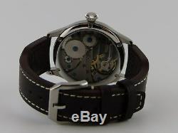 Montre FLIEGER Superluminova BGW9 Mécanique type Unitas 6497 pilot watch B-uhr