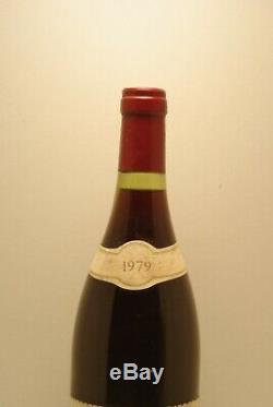 Musigny Grand Cru 1979 40 Ans